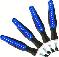 Samtech Front, Rear, Side LED Indicator Light for Yamaha, KTM, Universal For Bike, Bajaj, Suzuki, Hero, Honda R15, Pulsar 200NS, Pulsar 135 LS DTS-i, Pulsar 150, Duke RC 190, Duke 180, Apache RTR 160, Duke 690, Pulsar 200 DTS-i, Splendor, Apache 220, Discover 125 M, HF Deluxe, Platina 100, Splendor,