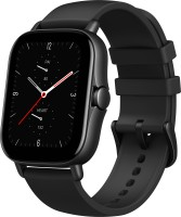 huami Amazfit GTS 2e Smartwatch(Black Strap, Regular)
