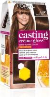 L'Oreal Paris Casting Creme Gloss , Dark Brown 400