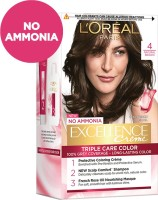 L'Oreal Paris Excellence Creme Hair Color , Natural Brown