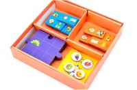 Biblubox Animal Block Game(47 Pieces)