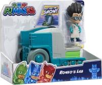 Pj Masks Romeo Vehicles, For Kids 3+ & Above(Multicolor)