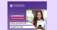 Cambridge Communication App Self Led General & Business Communication Vocational & Personal Development(Voucher)