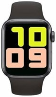 GUGGU WQN_228P Smartwatch(Black Strap, XL)