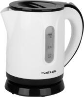 Homeberg HK151 Electric Kettle(1 L, White, Black)