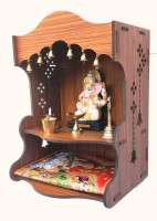 Wallwey décor TMPL11GNENA Engineered Wood Home Temple(Height: 34.5, DIY(Do-It-Yourself))