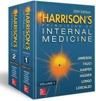 Harrison's Principles of Internal Medicine, Twentieth Edition (Vol.1 & Vol.2)(English, Hardcover, Larry Jameson J.)