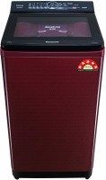 Panasonic 7.5 kg Fully Automatic Top Load with In-built Heater Maroon(NA-F75AH9RRB)