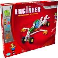 Shreya Impex Little Engineer - Air Force Set Mechanical Kit for Junior (Multicolor)(Multicolor)