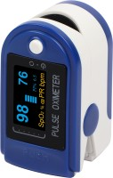 Niscomed CMS-50D Pulse Oximeter(White, Blue)