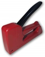 SHARMA BUSINESS Gun tacker stapler for banner, holding, sofa and bed Cordless  Stapler
