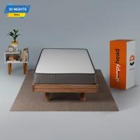 Sleepyhead Flip - Dual Sided 6 inch King High Density (HD) Foam Mattress(Vacuum Packed)
