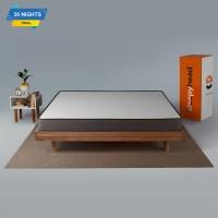Sleepyhead Flip - Dual Sided 6 inch Double High Density (HD) Foam Mattress(Vacuum Packed)