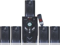 Target D5105 155 W Bluetooth Home Theatre(Black, 5.1 Channel)