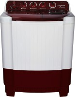 Lloyd 8.5 kg Semi Automatic Top Load Red, White(LWMS85RK2)