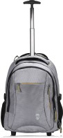 NOVEX Pacific 37 L Trolley Laptop Backpack(Grey)