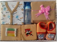 Siddhi Enterprises NEW BORN BABY GIFT SET OF 7(Set of 7)