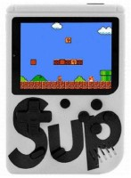 Unctuous Sup Game Kids Game Handheld Game Console, Classic Retro Video Gaming Player Colorful LCD Screen USB Rechargeable Portable Game Console with 400 in 1 Classic Old Games Best Toy Gift for Kids 1 GB with Mario/Super Mario/DR Mario/Contra/Turtles & Other 400+ Games 8 GB with Mario/Super Mario/DR