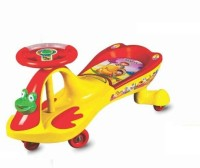 ANH Style Frog Red magic car(Red)