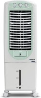 Blue Star 25 L Room/Personal Air Cooler(White, Apple Green, PA25PMA)