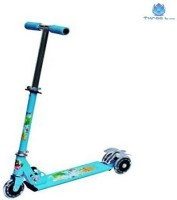 Becute Three Wheel Scooter(Blue)
