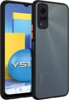 GoldKart Back Cover for VIVO Y51, Vivo Y51A, Vivo Y31(Black)