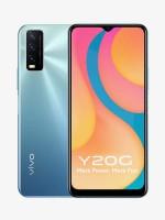 vivo Y20G (Purist Blue, 128 GB)(6 GB RAM)