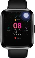 boAt Storm Smartwatch(Black Strap, Regular)