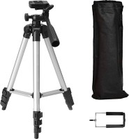 Tygot T - 3110M Tripod(Black, Supports Up to 3000 g)
