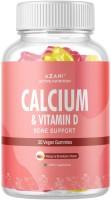 Azani Active Nutrition Calcium & Vitamin D Bone Support Gummies Healthy diet supplement for strong bones(30 No)