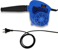Hillgrove Blue 750W-17000RPM Electric Air Blower and Suction Dust Cleaner for AC/Computer/Home with Air Blower Machine Gun Dust Cleaning Forward Curved Air Blower(Corded Vacuum)