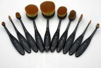 Sara Enterprise Anastasia Beverly Hills 10pcs set Blending Brush Makeup Tool(Pack of 10)