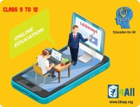 BLEAP® Class 9 to 12 Digital School. With NIOS Certification. (Android & Web) School(Voucher)