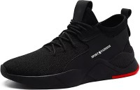 Crazyly Running Shoes For Men Casuals For Men(Black)
