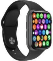 SACRO VDA_423V W26 Plus Series 6 Smart Watch Smartwatch(Black Strap, XL)