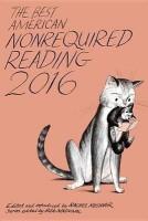 Best American Nonrequired Reading 2016(English, Paperback, Kushner Rachel)
