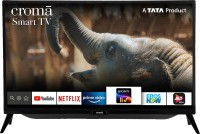 Croma 80 cm (32 inch) HD Ready LED Smart Android TV(CREL7363)