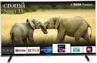 Croma 109.22 cm (43 inch) Full HD LED Smart TV(CREL7361N)