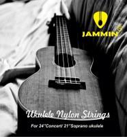JAMMIN amuk2124 Concert Ukelele Strings