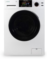 Equator 9 kg Fully Automatic Front Load with In-built Heater White(EZ 5000 CV White)