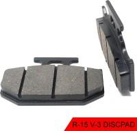 DESIKARTZ R -15 V - 3 REAR Vehicle Disc Pad(Pack of 2)