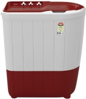 Whirlpool 6.5 kg Semi Automatic Top Load with In-built Heater Red(SUPERB ATOM 65I - CORAL RED(30200))