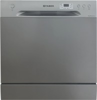 FABER FFSD 6PR 8S ACE INOX Free Standing 8 Place Settings Dishwasher