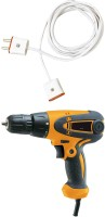 XDLB XDLB-1CL-SG 10mm Electric Screw SCREWGUN With 9Ft Extension wire cord Pistol Grip Drill(10 mm Chuck Size)