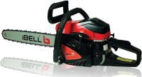 iBELL 5858CS 2.4KW/3.3HP, 58cc Full Crank 2-Cycle,18-Inch Bar and Automatic Chain Oiler Fuel Chainsaw(Without Battery)