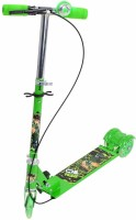 AARYA 3 WHEEL SCOOTER (GREEN) FOR CHILD BABY Boys(Green)