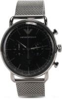 EMPORIO ARMANI AR11104 AVIATOR Analog Watch  - For Men