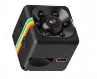 SIOVS Mini Camera SQ11 Mini Camera HD Night Vision Camcorder Motion DVR Micro Camera Sport DV Sports and Action Camera Sports and Action Camera(Black, 12 MP)