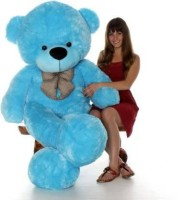 PRANEHA ENTERPRISES Soft Toys Lovable | Huggable Teddy Bear for Girlfriend | Haapy Birthday| Happy Anniversary | Gift | Boy | Girl | (Blue, 6 Feet)  - 182 cm(Sky Blue)