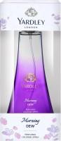 Yardley London Morning Dew Perfumed Spray Eau de Cologne  -  100 ml(For Women)